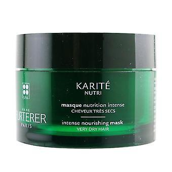 Rene Furterer Karite Nutri Nutriing Ritual Intense Nutriing Mask - Cabelo Muito Seco (Caixa Ligeiramente Danificada) 200ml/7oz