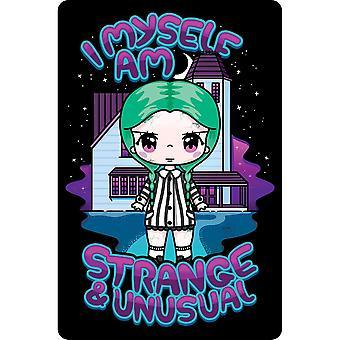 Mio Moon I Myself Am Strange & Unusual Plaque