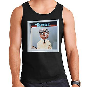 Supercar Dr Horatio Beaker Men's Vest