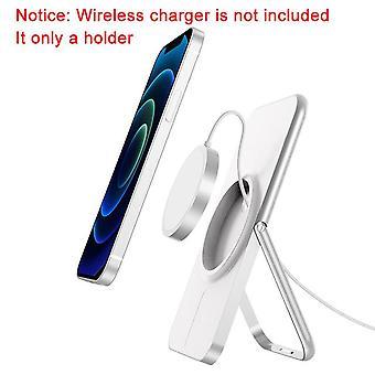 Suntaiho magsafe oplader base montere aluminium legering desktop holder til iPhone 12-serien