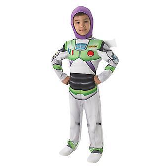 Disney Buzz Lightyear Classic Costume  Childrens Medium