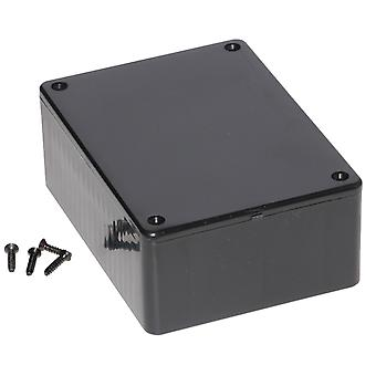 Hammond 1591SSBK Multipurpose GPABS Enclosure 110 x 82 x 44 Black