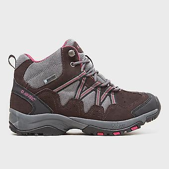 New And Hi-Tec Women's Florence Mid Walking Boot Grey