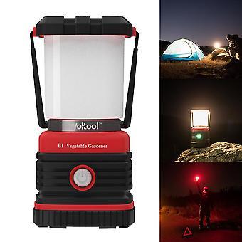 Weltool L1 3200K LED Lantern Outdoor Camping Tent Light IP55 Waterproof 4 Modes Emergency Lamp
