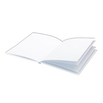 """Hardcover Blank Book Portrait 6"""" X 8"""", Pack Of 24"""