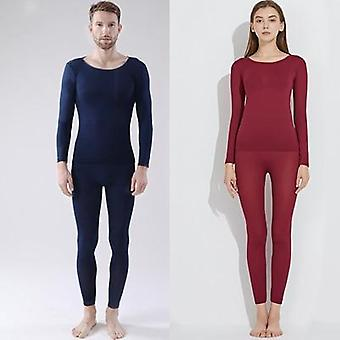 Winter Warm Long Johns Set intimo termico / uomini