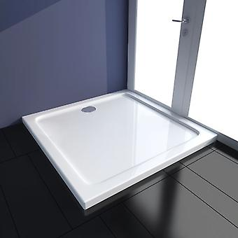 Square Abs Shower Base Tray
