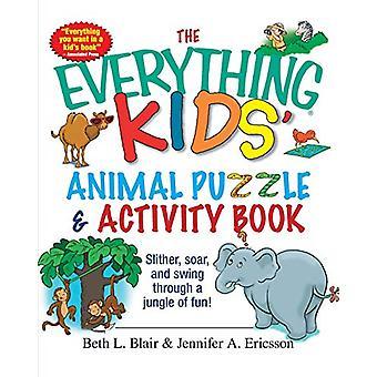 すべての子供とアポス;動物のパズルと活動の本 - スリザー - ソア