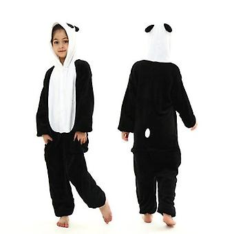 Panda Children Kigurumi Pajamas Boys Sleepwear Girls Jumpsuits Baby Onesies Blanket Sleepers