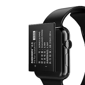 Apple Watch akkusarja 1 2 3 4 42mm todellinen kapasiteetti Bateria