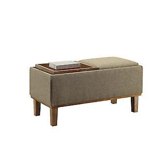 Designs4Comfort Brentwood Storage Ottoman - R9-108