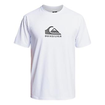 Quiksilver Solid Streak T-Shirt - White