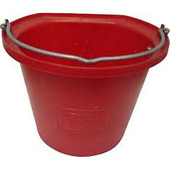 Stubbs Hanging Bucket Flat Sided Small
