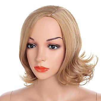 誕生日パーティーのための自然かつらファッション合成ウィッグ偽の髪