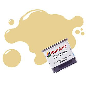 Humbrol Emaille Farbe 14ML Nr. 103 Creme - Matt