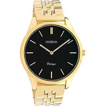 Oozoo - Women's Watch - C9987 - Gold Black