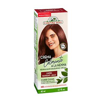 Mahogany Henna Coloring Cream 80 ml