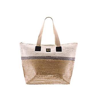 For Time Destellos met licos - Women's Beach Bags, Gold, 1x36x52 cm (W x H L)