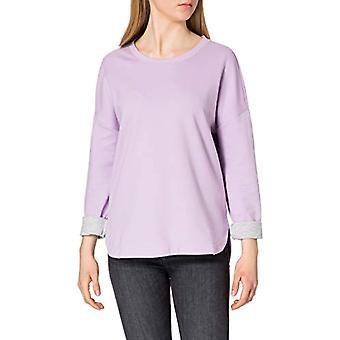 Cecil 315985 Double Face Shape T-Shirt, Soft Purple, XXL Woman