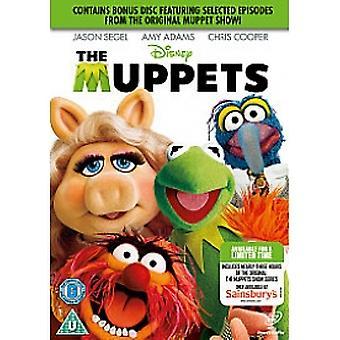 Muppets 2012 DVD