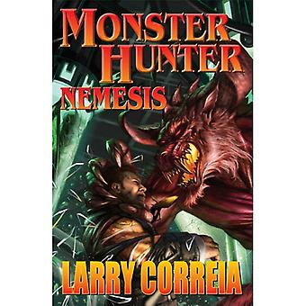 Monster Hunter: Nemesis-kirjoittanut Larry Correia (Hardback, 2014)