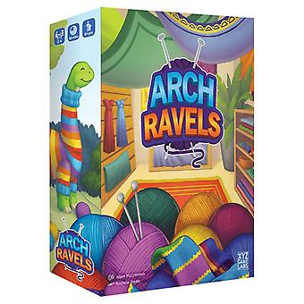 Arch Ravels Board Game