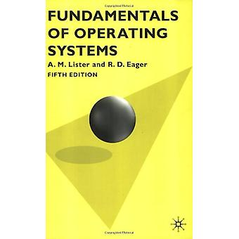 Fundamentals of Operating Systems by Bob Eager - 9780333598481 Book