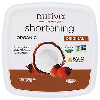 Nutiva Shortening Red Palm Org, Case of 6 X 15 Oz
