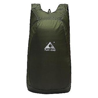 Lekki plecak pakowy składany ultralekki na zewnątrz poręczny plecak podróżny wodoodporna torba