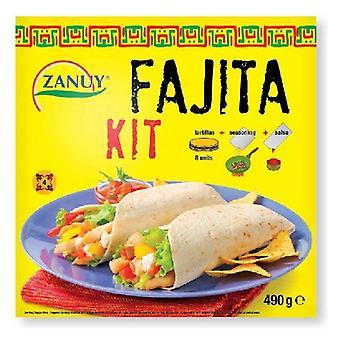Fajita Mix Zanuy (490 g)