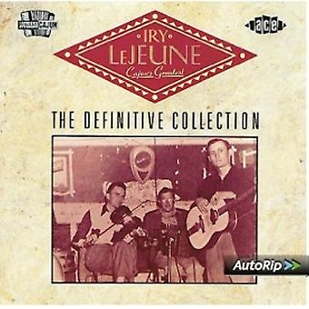 Iry LeJeune - Cajun's Greatest CD