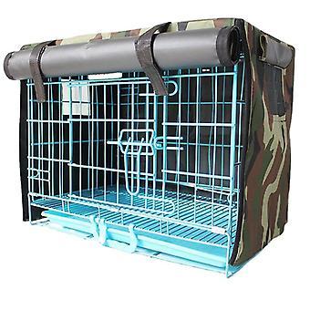 Pet seng hund kennel anti-myg flyvende insekter netto telt dække indendørs / udendørs