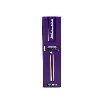 Permanente kleurstof Salermvison Salerm Nº 4,65 (75 ml)