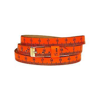 Il mezzometro fluo leather bracelet  bms1108_s