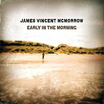 James Vincent McMorrow - Tidigt på morgonen vinyl
