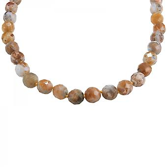 Shipton and Co Ladies Shipton And Co Silver And Opal Beads BKC021OP
