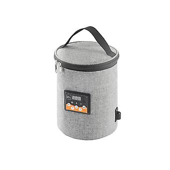 Portable Car Milk Bottle Warmer Hanging Feeding Food Milk Cup Heater Heatered Bottle Insulation