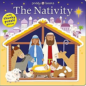Puzzle  Play The Nativity by Roger Priddy