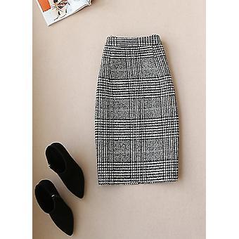 High Quality Winter Womenins Suits Skirt Set