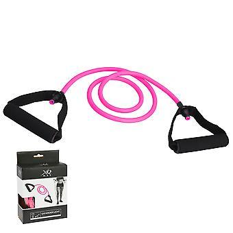Elastic Fitness Band Light Pink