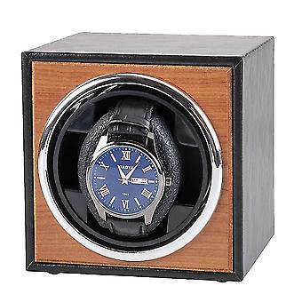 Remontoir de montre pour montres automatiques Boîte d'accessoires de montre en bois unique