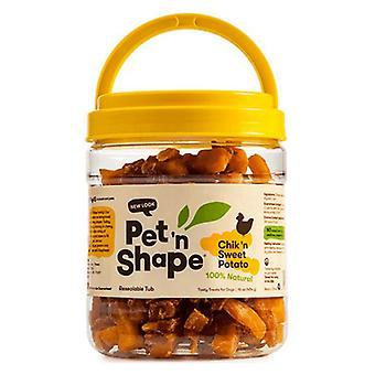 Pet 'n Shape Chik 'n Sweet Potato - 16 oz