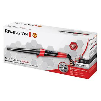 Remington CI9755 Hair Curling Wand Tong Manchester United Special Edition