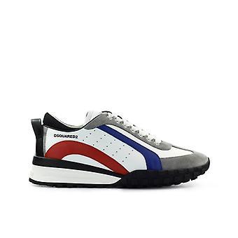 Dsquared2 Legend White Red Blue Sneaker