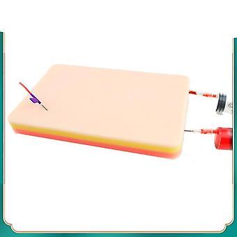 Injection multifonctionnelle de modèle veineux à retour de sang