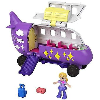 Puppets marionettes pollyville airplane
