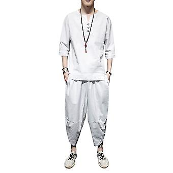 Men's Chinese Style Suit