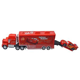 Cars 3 1:55 Toy Diecast Metal Alloy Model Car Toys  No.95 Red