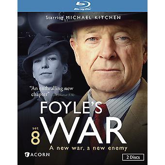Foyle es War: Set 8 [BLU-RAY] USA Import