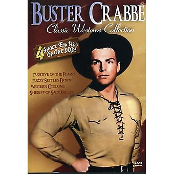 Classic Westerns-Four Feature [DVD] USA import